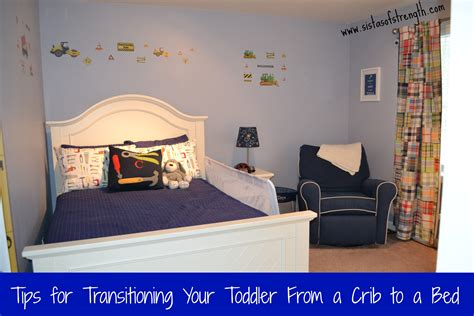 size boy bed transitioning todder to size bed from crib