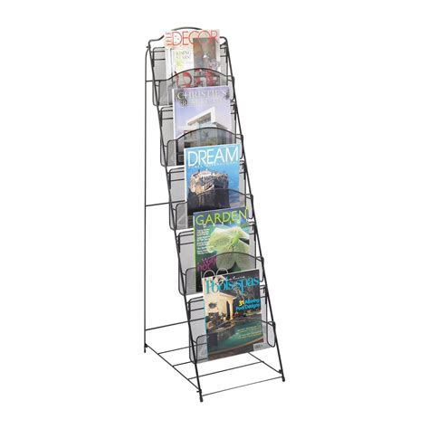 Shelf Magazine by Home Office Magazine Rack Book Floor Shelf Storage Stand