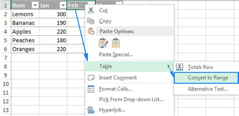 Change Table Style In Excel How To Change Excel Table Styles And Remove Table Formatting
