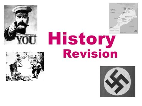 105 revision v1 history gcse revision powerpoint
