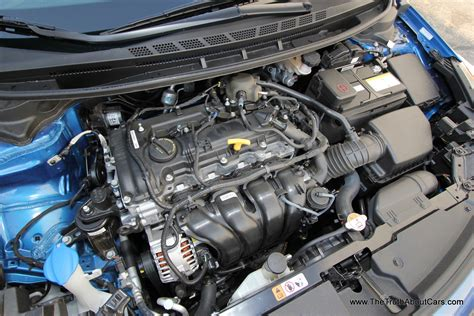 Kia Forte Engine Review 2014 Kia Forte