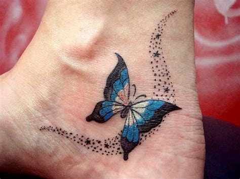 butterfly with stars tattoo designs 25 butterfly and tattoos