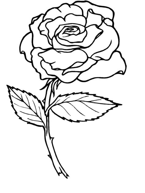 hearts and roses coloring pages az coloring pages