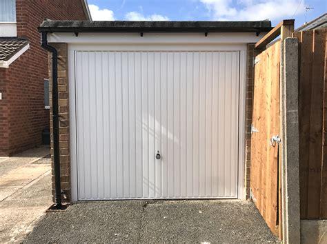 Garage Door Fascia Horman Garage Door Fascias Gutters Pennine Garage Doors