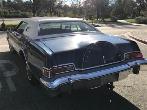 1974 lincoln continental iv time capsule 1974 lincoln iv classic lincoln
