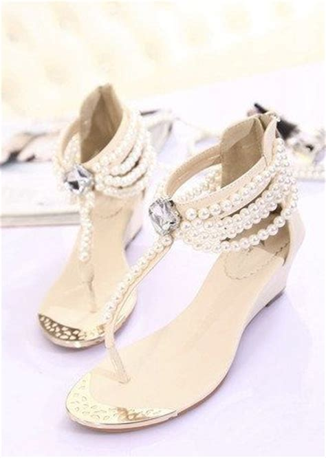 wedding dress flat shoes pearl wedding flats www pixshark images galleries