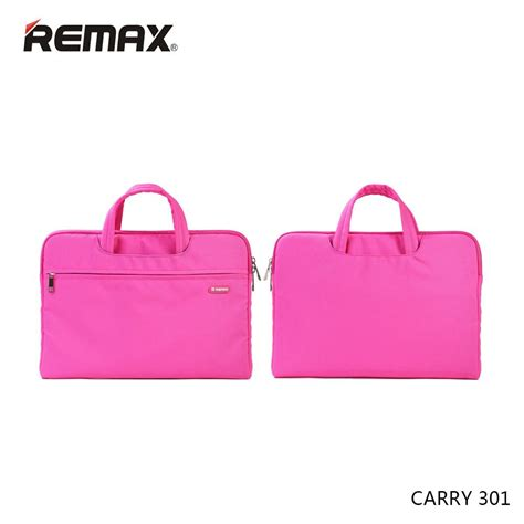Remax 303 Series Notebook Bag Black remax official store laptop bag carry 301