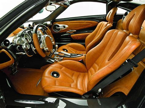 pagani interior custom car interior design part 5