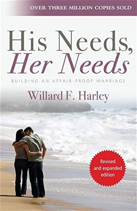his needs her needs 2nd revised edition edition rent 9780857210777 0857210777