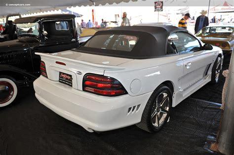 mustang saleen engine 1995 saleen mustang conceptcarz