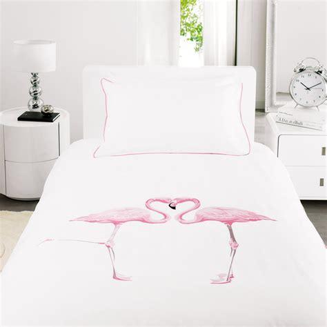 Flamingo Duvet Cover flamingo duvet set single contemporary duvet covers and duvet sets by dwell