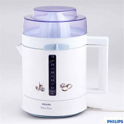 Juicer Philips 7 In 1 buy philips 1 ltr citrus press juicer at best price