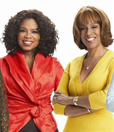 oprah winfrey best friend oprah and best friend gayle king delta sigma theta