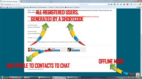 Code Cha 005 in chat plugin for users to chat by satish100