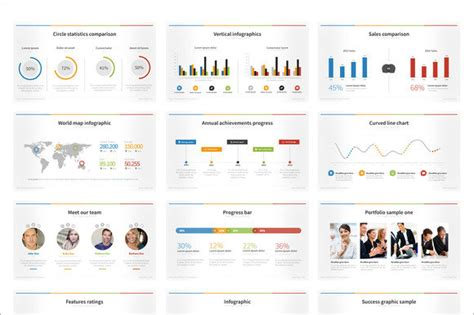 11 Powerpoint Chart Template Free Sle Exle Format Download Free Premium Templates Free Powerpoint Graph Templates