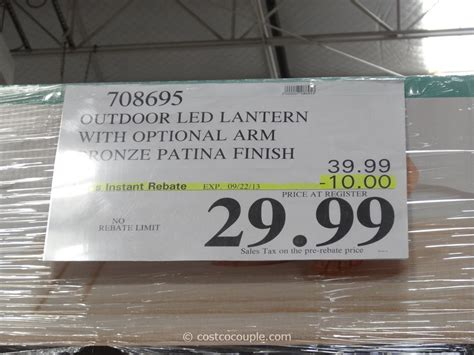 costco led l post 28 costco led outdoor lights altair lighting outdoor