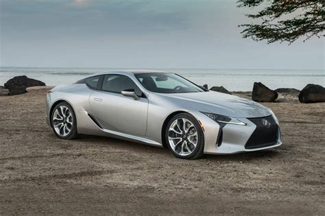used lexus coupe used 2018 lexus lc 500 for sale pricing features edmunds