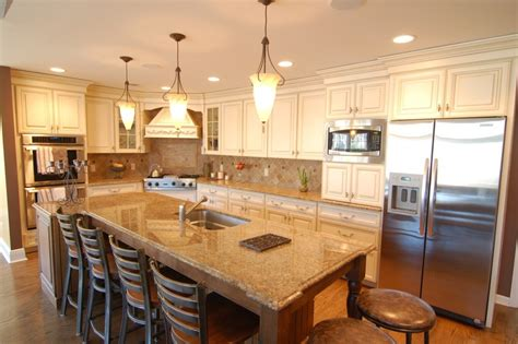 kitchen design ideas for remodeling island design trends for kitchen remodeling design build