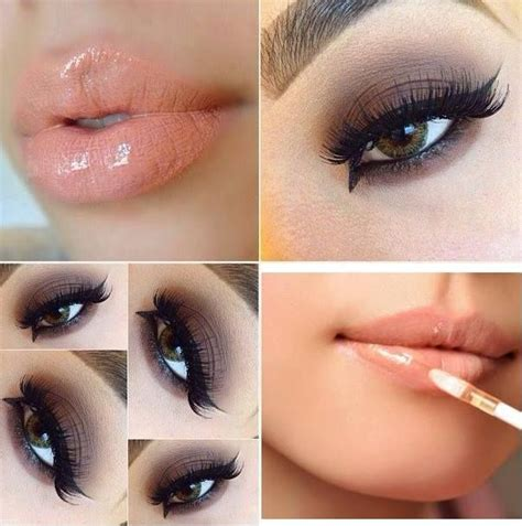 Eyeshadow Soft soft smokey eye makeup for brown b e a utiful soft smokey eye smokey eye