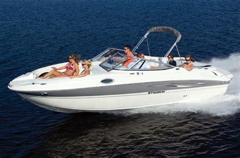 stingray boats manufacturer stingray bateaux en vente 2 boats