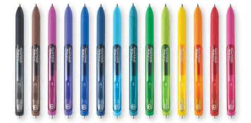 papermate color pens shop papermate 174 inkjoy 174 gel pens at staples fast