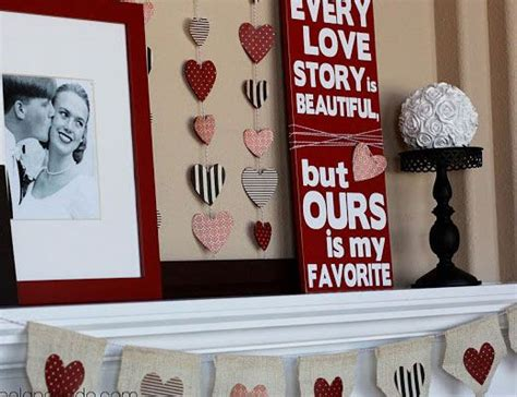diy valentines ideas for husband gift ideas for boyfriend mantel
