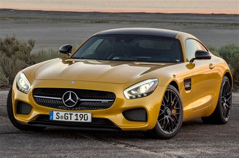 used 2016 mercedes amg gt coupe pricing for sale