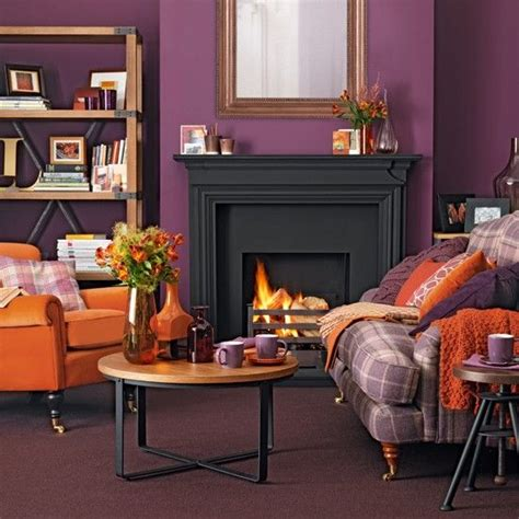 purple and orange bedroom decor best 25 orange living rooms ideas on pinterest orange