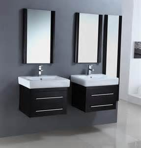 2 sink bathroom vanity 24 inch modern single sink bathroom vanities in a set of