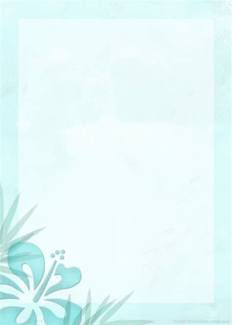 free printable artistic stationery wedding beach clip art free printables printable