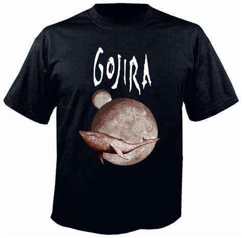 Tshirt From Mars gojira from mars to sirius t shirt metal rock t shirts