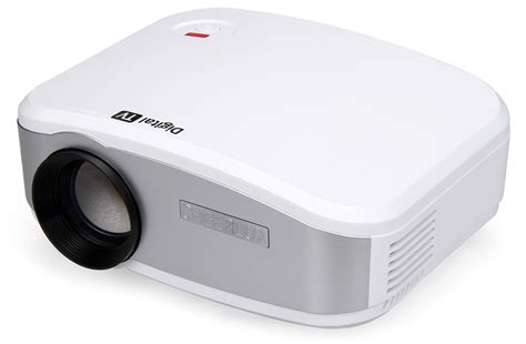 Proyektor Mini Cheerlux C6 Jual Cheerlux C6 Mini Proyektor Projector Portable Led Lcd