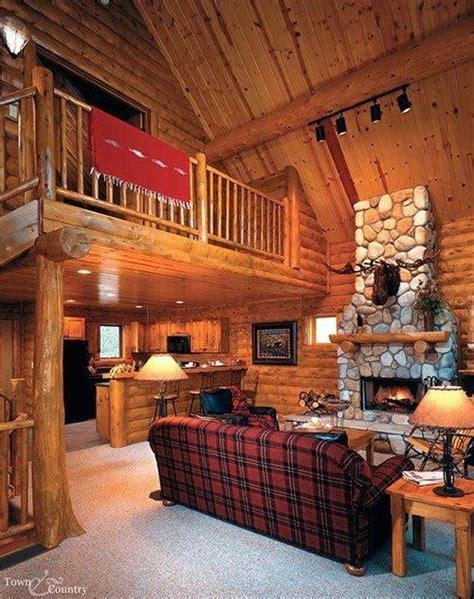 log cabin interiors photo gallery michigan cedar photos of railing systems in log homes michigan cedar
