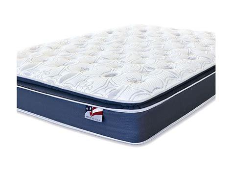 california king bed pillow top lotus pillow top cal king mattress with foundation shop