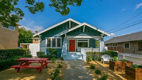 craftsman homes around los angeles for less than 750000