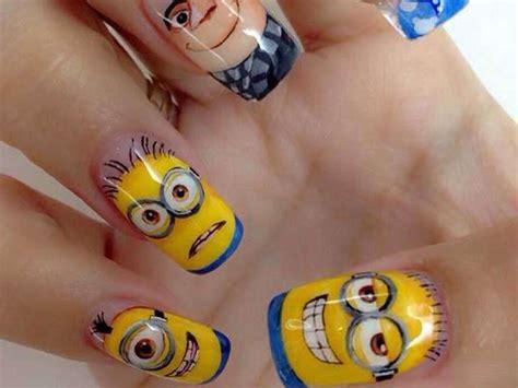 imagenes de uñas pintadas para jovenes dise 241 o de u 241 as para jovenes 2014 imagui