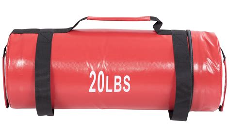 northern lights power log sand bag 20lbs fitness depot