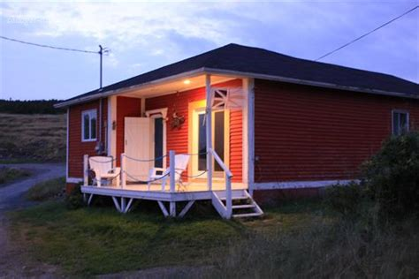 cottage rentals in newfoundland and labrador vacation