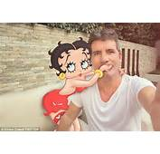 Simon Cowell To Bring Betty Boop Movie The Big Screen  Daily Mail