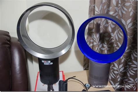 dyson and cool fan review dyson cool review dyson fan gets quieter cooler and