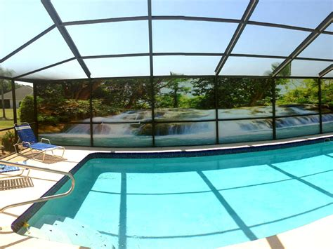 pool screen privacy curtains the best 28 images of pool screen privacy curtains pool