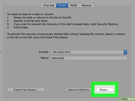 format external hard drive mac ms dos fat c 243 mo formatear un disco duro externo 21 pasos