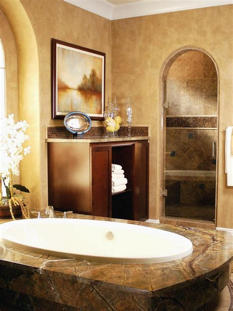 bathtub in spanish infinity bathtub design ideas pictures tips from hgtv