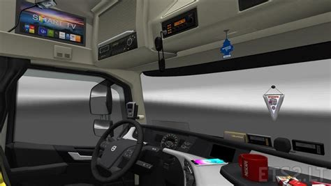 Volvo Interior Accessories new volvo fh16 accessories interior v2 ets 2 mods