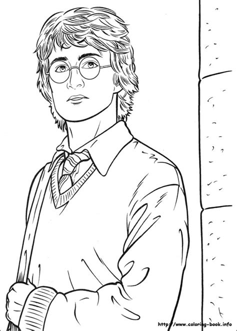 harry potter coloring books pdf harry potter coloring pages on coloring book info