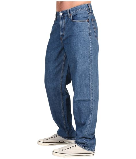 Levi S 560 Comfort Fit by Levi S 174 Mens 560 Comfort Fit Medium Stonewash Zappos