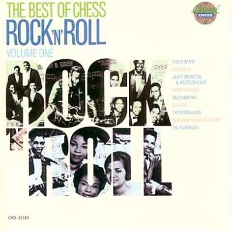 the history of rock roll volume 1 1920 1963 books the best of chess rock roll vol 1 various artists