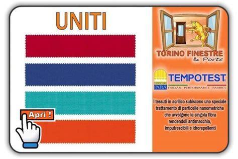 tessuto per tende da sole prezzi tessuti tempotest tinta unita e righe pari tende da sole