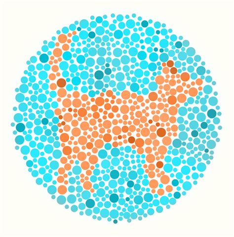 are deer color blind are you actually color blind