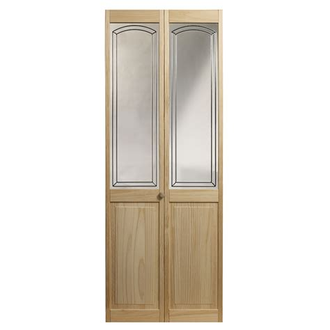Mirror Bifold Closet Door Bifold Mirrored Closet Doors Lowes Bifold Closet Doors Lowes Home Design Ideas Shop Pinecroft